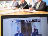 Reunión virtual con Provincias