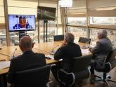 Reunión de Felipe Solá con gobernadores