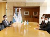 Reunión con México por vacuna de Oxford