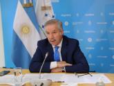 Canciller Solá_Conferencia Iberoamericana