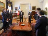 Visita de Estado del Presidente Alberto Fernández a Chile