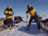 Extraccion de testigos de hielo