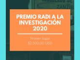 Premio RADI 2020
