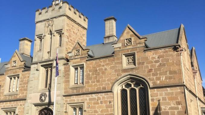 Sede de la CCRVMA, en Hobart, Australia