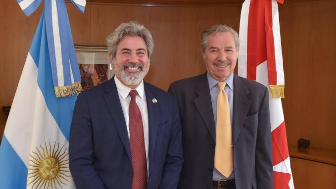 Argentina y Canadá, en diálogo para impulsar la agenda bilateral y ampliar inversiones