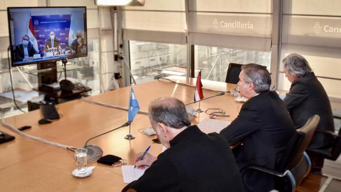 Integración con Paraguay
