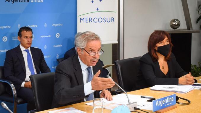 Solá LVII Consejo Mercosur