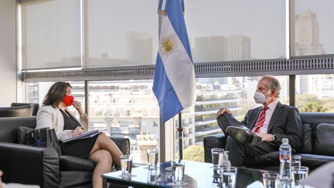 Comisión Binacional Argentina_Costa Rica