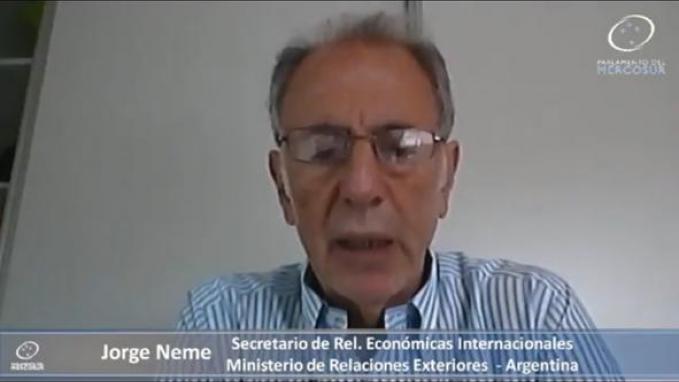 Jorge Neme_Corredores Bioceánicos