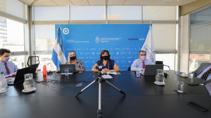 Reunión de Coordinadores del Mercosur