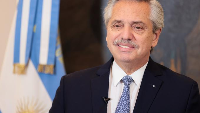 El Presidente Alberto Fernández habló ante la Cumbre de las Naciones Unidas sobre Sistemas Alimentarios