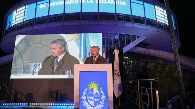 Felipe Solá_Independencia de Uruguay
