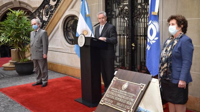 Día del Diplomático Argentino