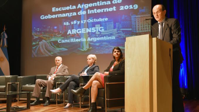 III de la Escuela Argentina de Gobernanza de Internet, ARGENSIG 2019