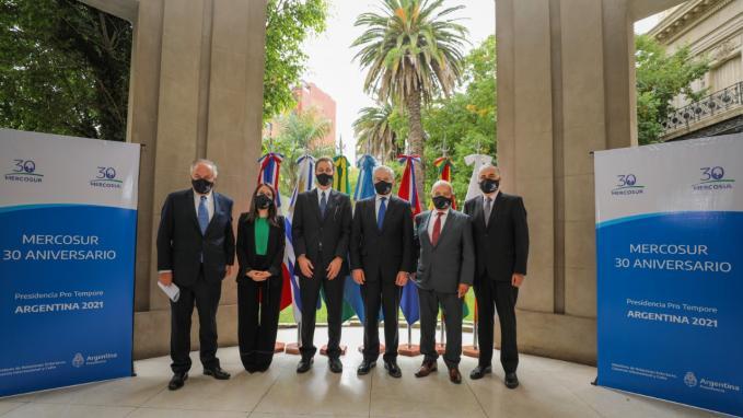 Embajadores Mercosur