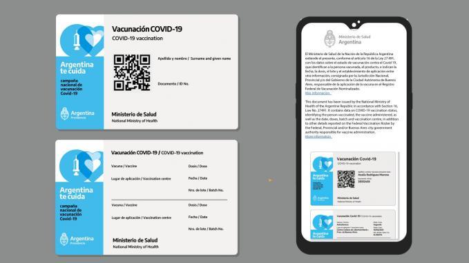 Certificado de vacunación_Mi Argentina