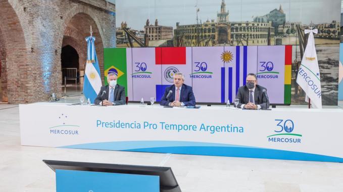 Mercosur- Solá