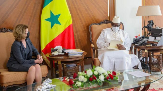 Marcia Rosa Levaggi_Nueva embajadora argentina en Senegal