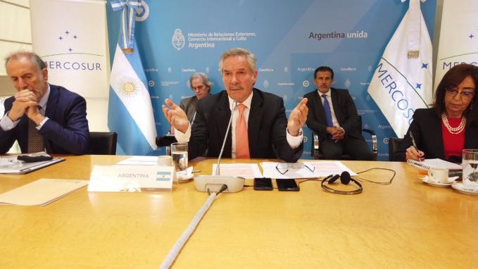 Solá en Mercosur