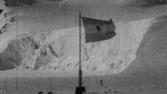 Fotograma del documental de Moneta