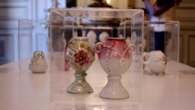 Mates de porcelana