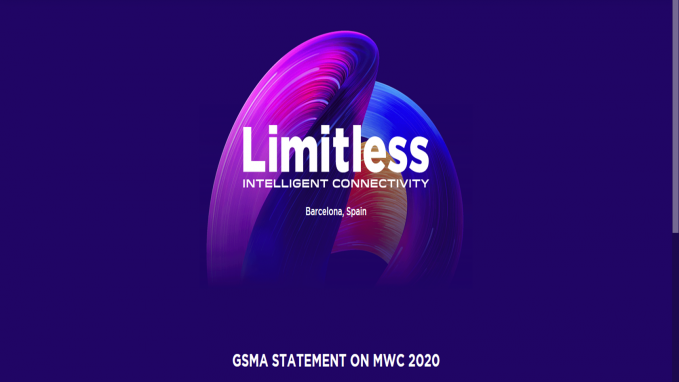 Mobile World Congress (MWC) 2020