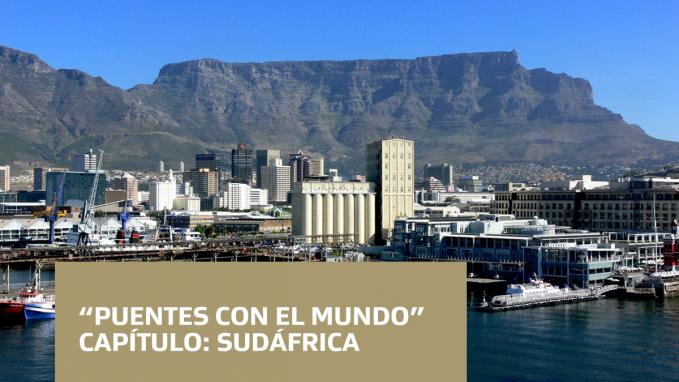 """Imagen """"Puentes con el Mundo"""" Capítulo Sudáfrica"""