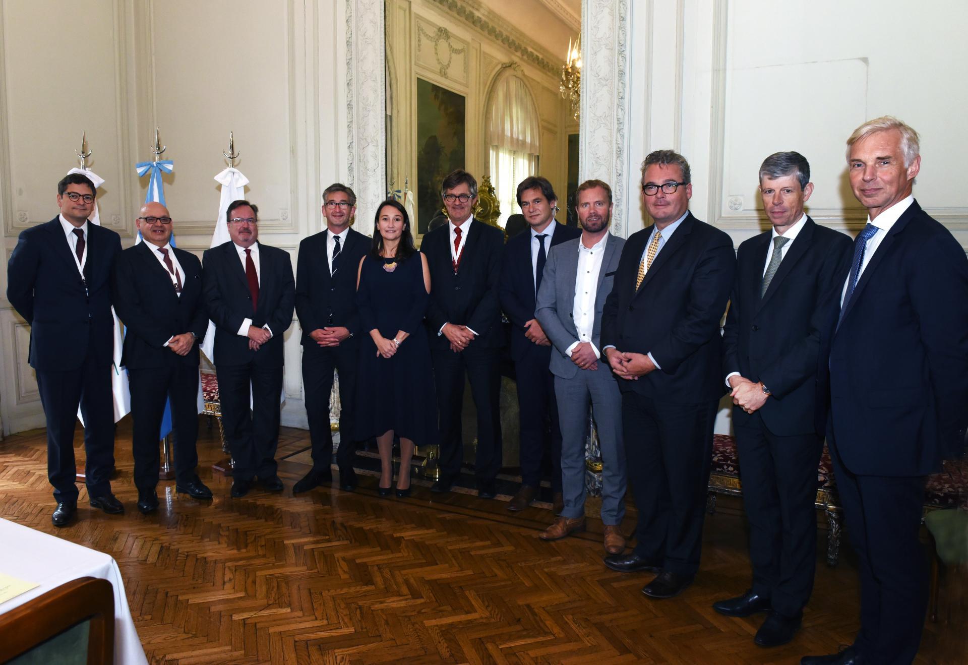 Mercosur Efta Concluye Nueva Ronda De Negociaciones Comerciales Ministerio De Relaciones